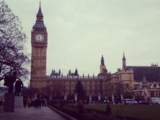 Big Ben - half past ten. (Foto: Kögler/SMMP)
