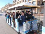 """Stadtrundfahrt in Marseille im """"Petit Train."""""""