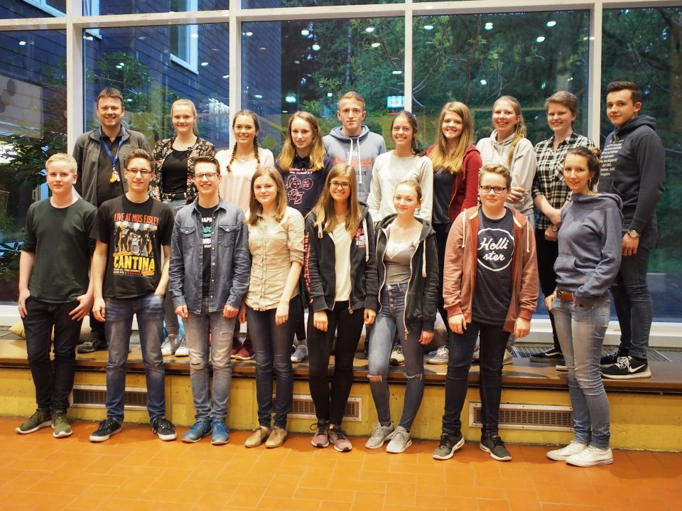 Alte und neue SV zu einem letzten Gruppenfoto vereint. (Foto: C. Scholz/SMMP)