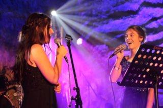 Die Abiband bot musikalische Unterhaltung auf sehr hohem Niveau. (Foto: C. Scholz/SMMP)