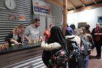 Für das leibliche Wohl hatten die Veranstalter dankenswerterweise ebenfalls gesorgt. (Foto: C. Scholz/SMMP)
